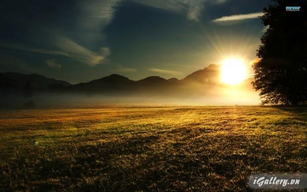 Sunrise Wallpaper